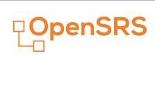 Main OpenSRS Portal